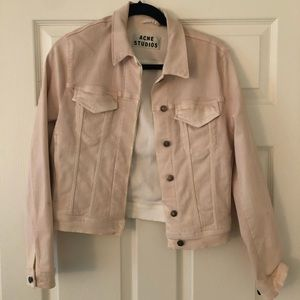 Acne Studios denim jacket!
